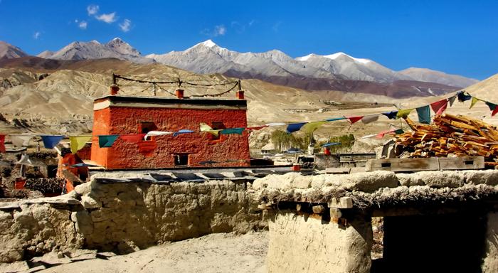 home of trek Dolpo